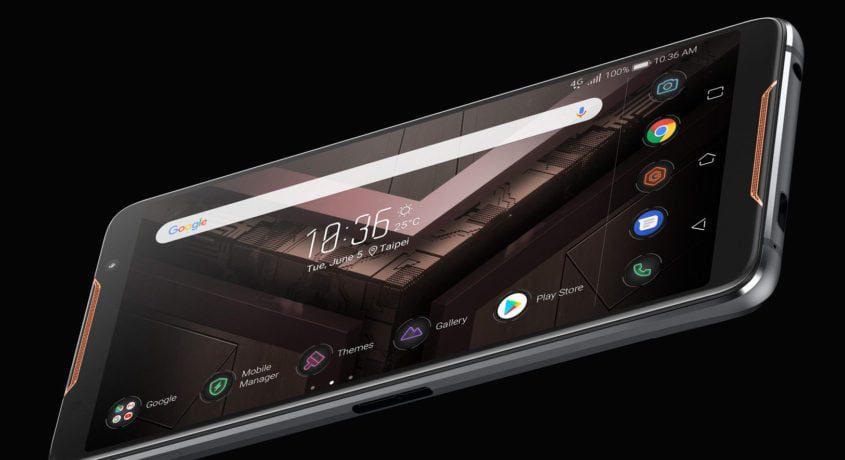 Asus a anunțat ROG Phone