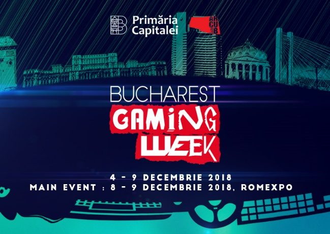 Câteva cifre de la Bucharest Gaming Week