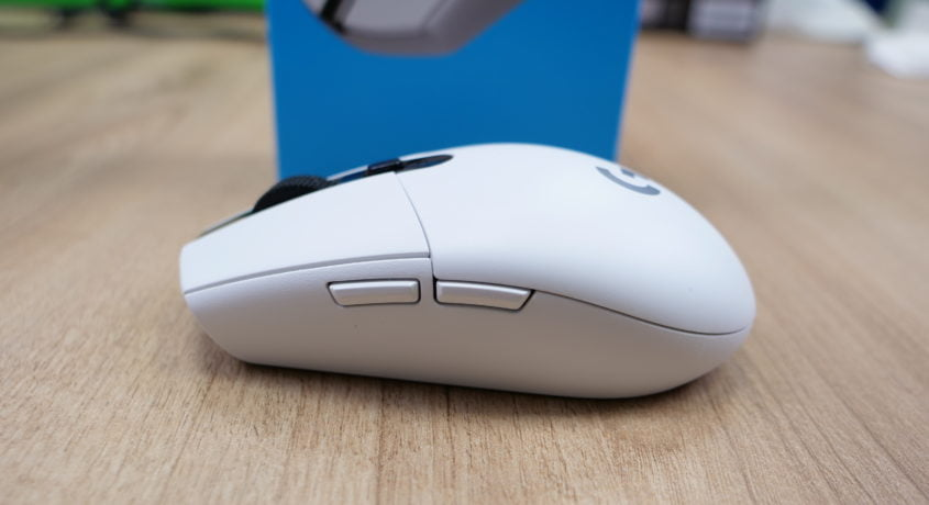 Logitech G305 – Mouse wireless compact cu performanțe în gaming