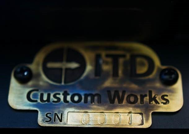 Sunt fan al ITD Custom Works.