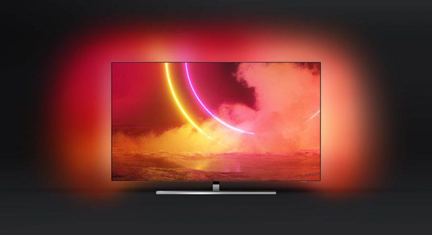 Noile modele TV Philips OLED 805/855
