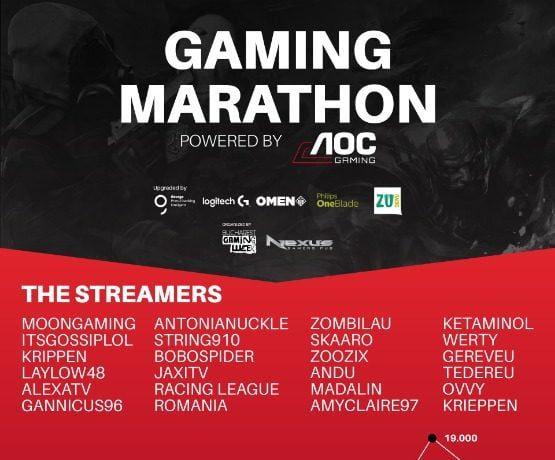 Rezumat Bucharest Gaming Marathon 1 Mai