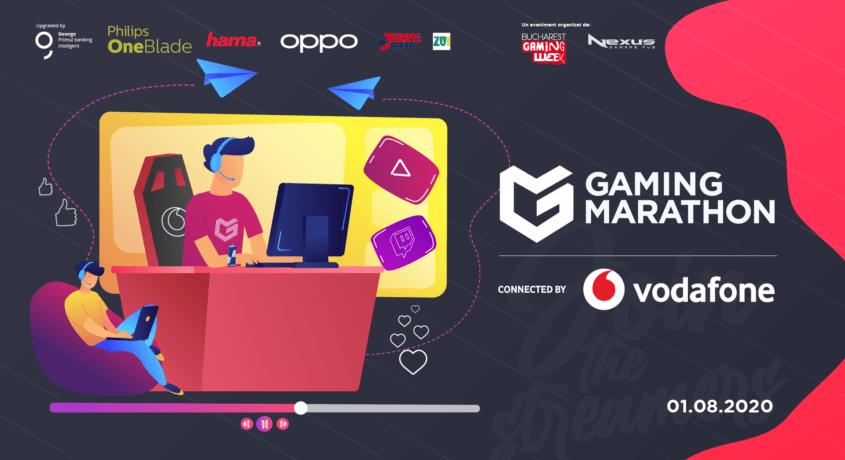 Raport Gaming Marathon 3