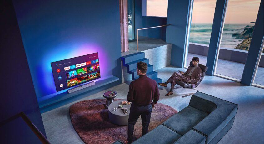 Noutăți despre noul Philips TV OLED+ 935