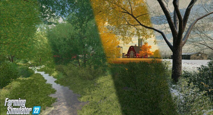 Farming Simulator 22 anunțat pentru sfărșitul anului 2021