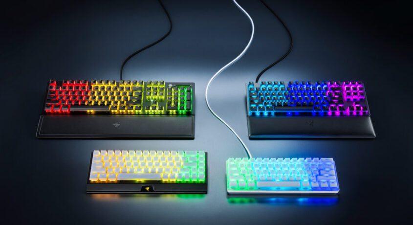 Razer lansează accesorii custom pentru tastaturi